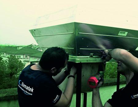 Ventilation & Extraction
